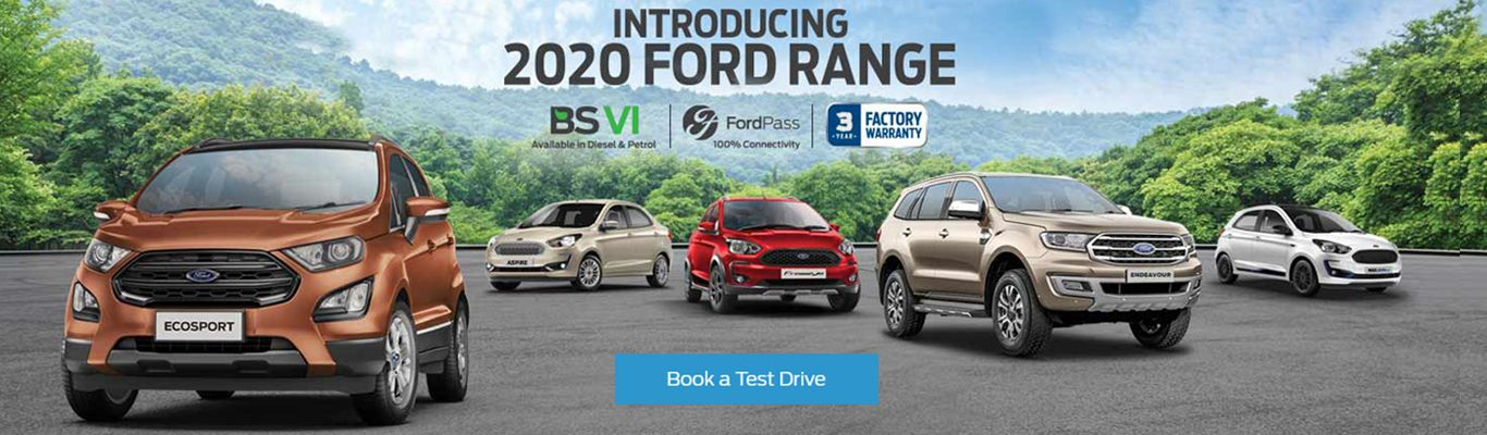 Gehlot Ford