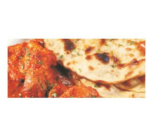 Chicken Tikka Masala with Lacha Parantha