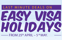 Easy Visa Holidays