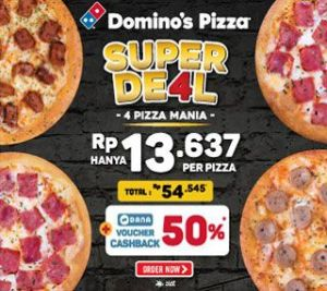 4 Personal Pizza Only 54k