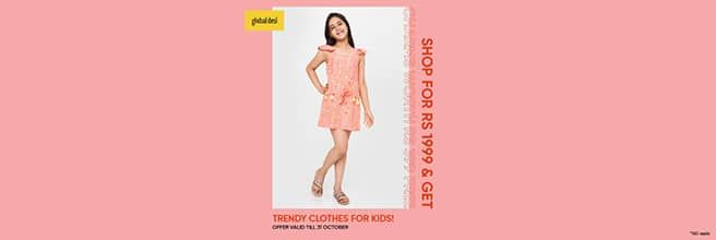 Trendy Clothes For Kids!