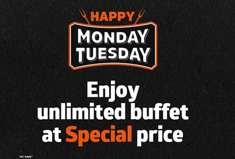 Happy Monday Tuesday