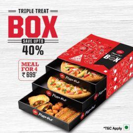 Triple Treat Box Veg