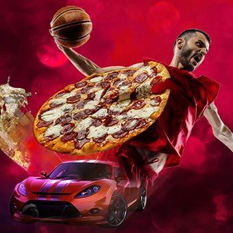 Food & Gaming Fiesta