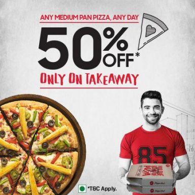 Wow Take Away 50% Off