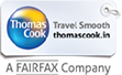 Thomas Cook, Chakai
