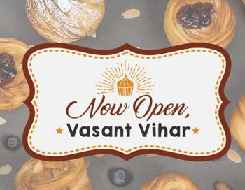 The Artful Baker - Vasant Vihar, New Delhi