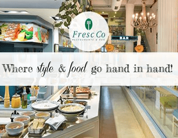 Fresc Co - Connaught Place, New Delhi