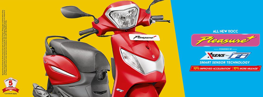 Visit our website: Hero MotoCorp - AB Road, Dewas