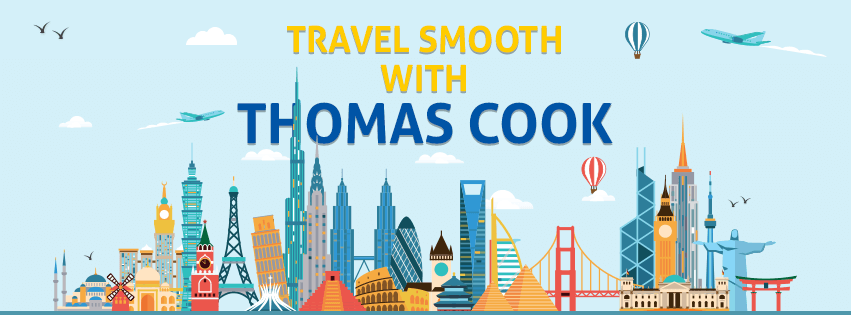 Visit our website: Thomas Cook Ltd - Terminal 3, New Delhi