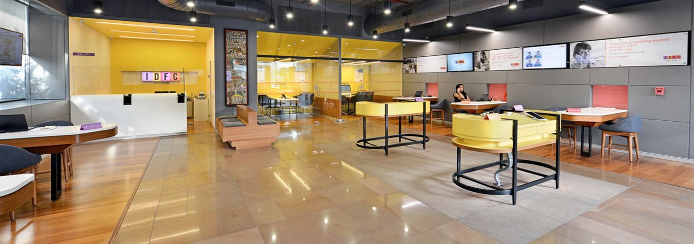 IDFC FIRST Bank - Karol Bagh, New Delhi