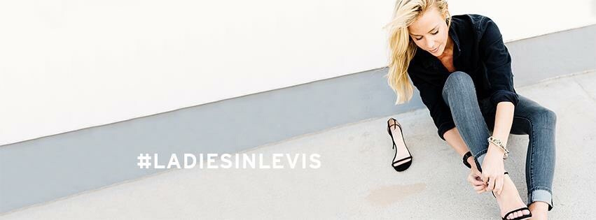 Visit our website: LEVI'S