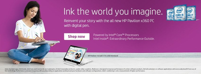 Visit our website: HP World - Russel Chowk, Jabalpur