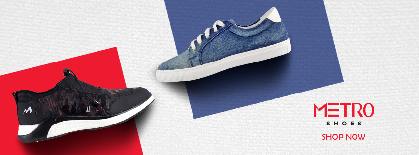 Visit our website: Metro Shoes - Civic Centre, Jabalpur