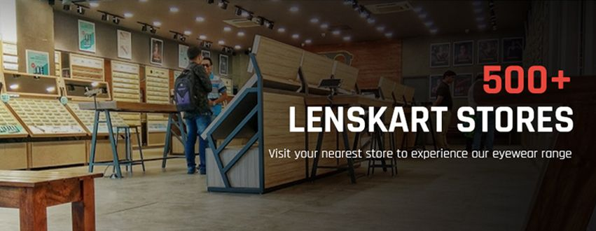 Visit our website: Lenskart.com - Sector 49, Arcadia, Gurgaon