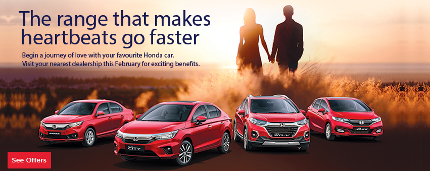 Visit our website: Honda Cars India Ltd. - jalgaon