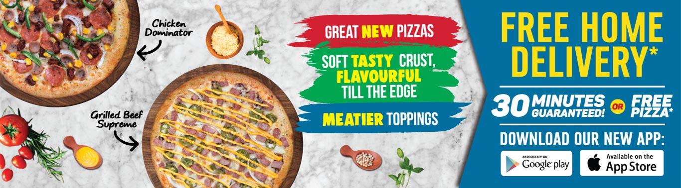 Domino S Pizza Kerobokan Kelod Get Accurate Driving Direction
