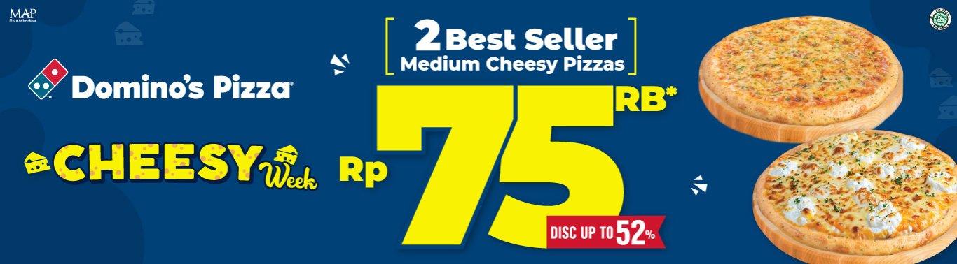 Visit our website: Domino's Pizza - Bekasi Cyber Park, Bekasi