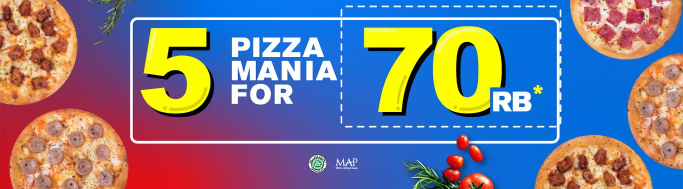 Visit our website: Domino's Pizza - Hajarmukti, Depok