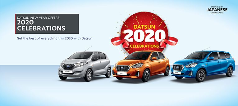 Datsun - Highway Road, Mehsana