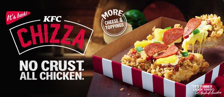 Visit our website: KFC - Ermita, Manila