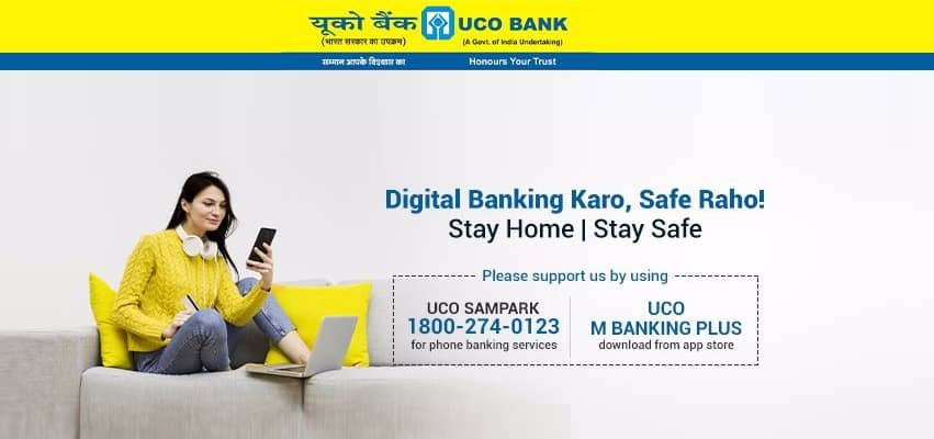 UCO Bank - Asaf Ali Road, New Delhi