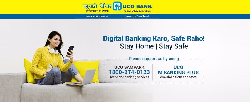 UCO Bank - Krishan Nagar, New Delhi