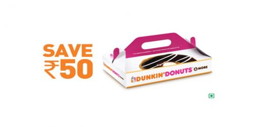 Dunkin' Donuts - Rohini West, New Delhi